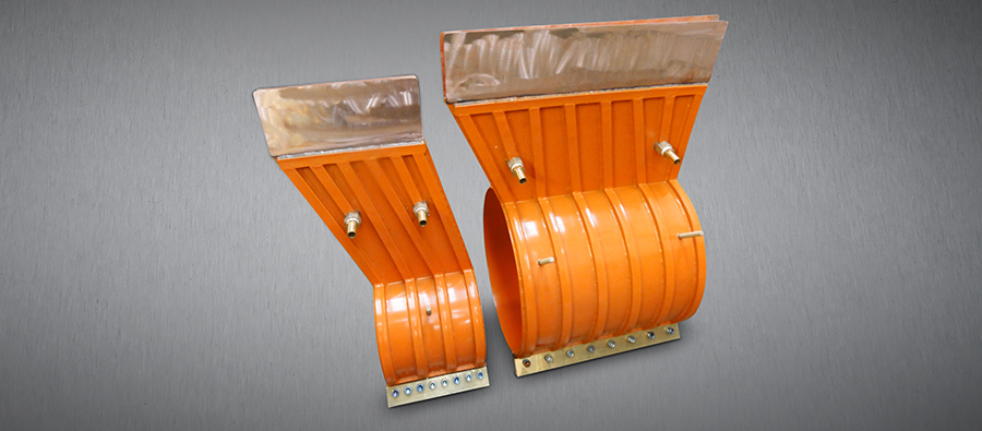 Large diameter inductors