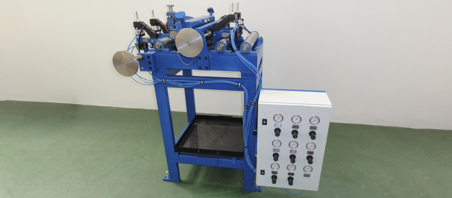 Duratrim Edge Scarfing Equipment