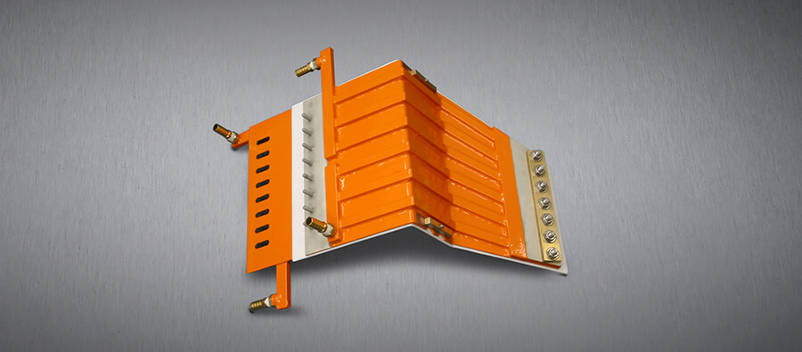Coil Holders and Busbars - HF downlead